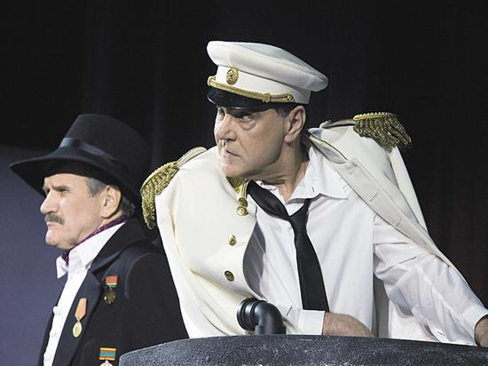 В Театре Вахтангова поставили «Горячее сердце»
