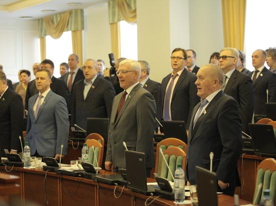 Первое в 2018 году заседание нижегородского парламента было рекордно коротким