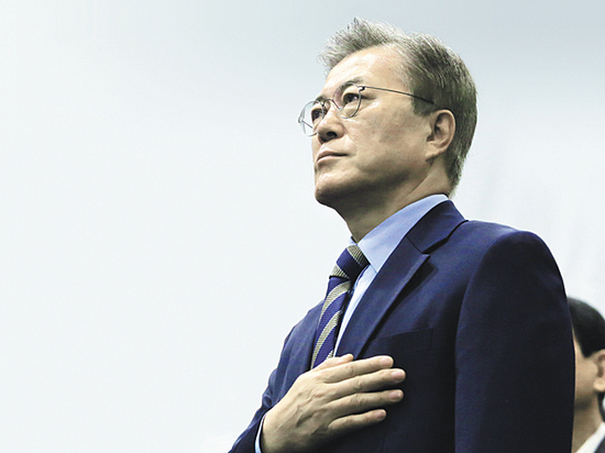 Политический портрет лидера Южной Кореи