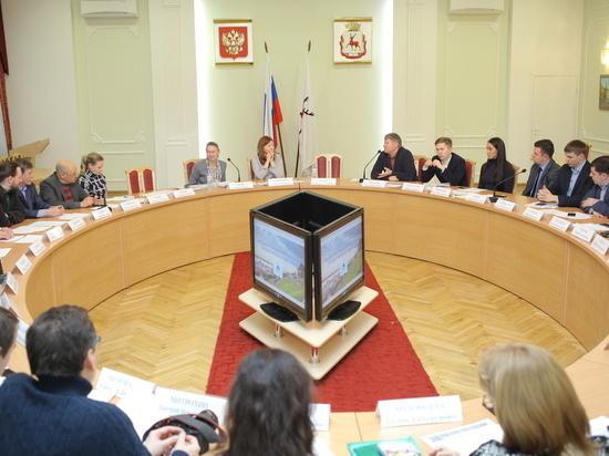 Глава Нижнего Новгорода поучаствовал в заседании Общественной палаты