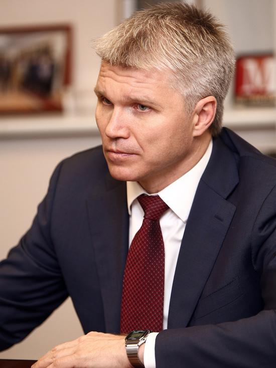 Министр спорта России Колобков: