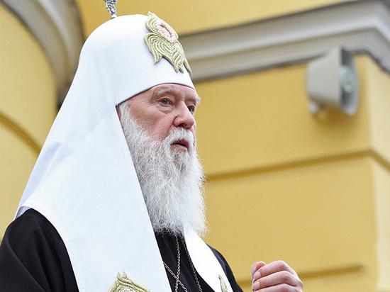 Филарет: Путин не атеист, а новый Каин