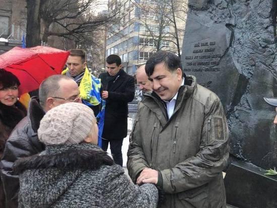 У Саакашвили накипело: заявил о возобновлении акций протеста против Порошенко