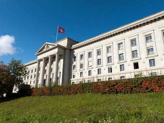 Федеральный суд Швейцарии прокомментировал намерение МОК оспорить решение CAS