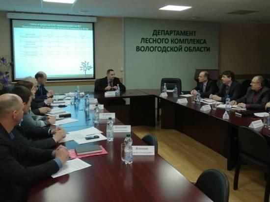 В Вологодской области начинается подготовка к пожароопасному периоду