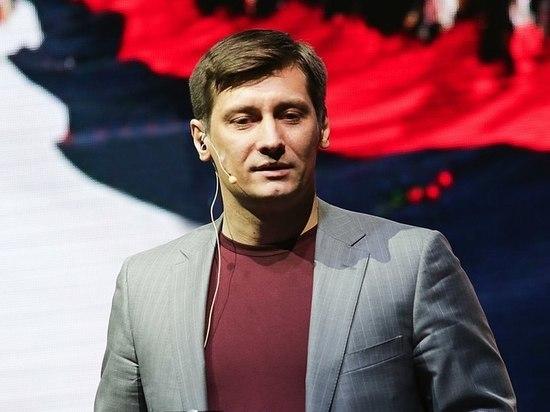 Центризбирком поддержал Дмитрия Гудкова