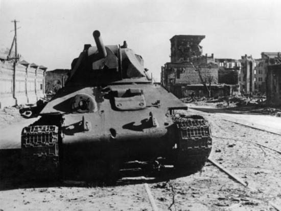 Исполнилось 75 лет со дня капитуляции шестой армии вермахта