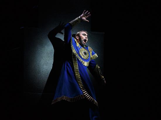 «Набукко» открыл Шаляпинский фестиваль. Фоторепортаж