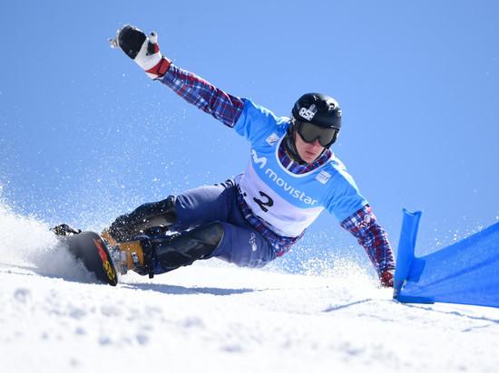 На зимние Игры — 2018 едет сноубордист с Алтая Андрей Соболев