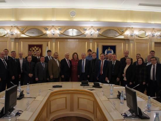 В Салехарде обсудили вопросы экологической безопасности Арктической зоны России