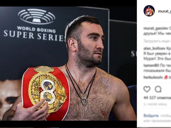 Гассиев и Усик в финале Всемирной Суперсерии: бокс вне политики