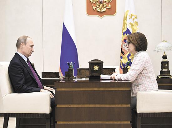 Экономика не слушается Путина