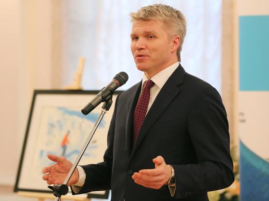 Министр спорта РФ Колобков: