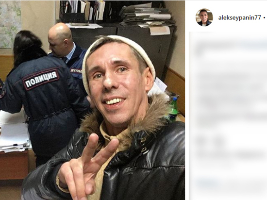 Поймать Алексея Панина: как ГИБДД актера за провокацию ловила