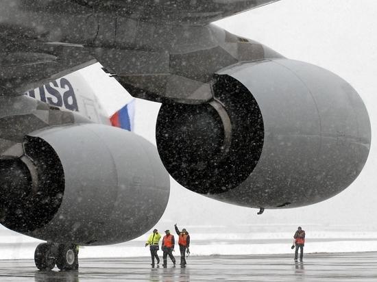 После разгула стихии воздушные гавани возвращаются к привычному режиму работы