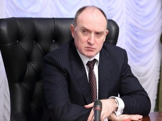 Кто копает под губернатора Бориса Дубровского?