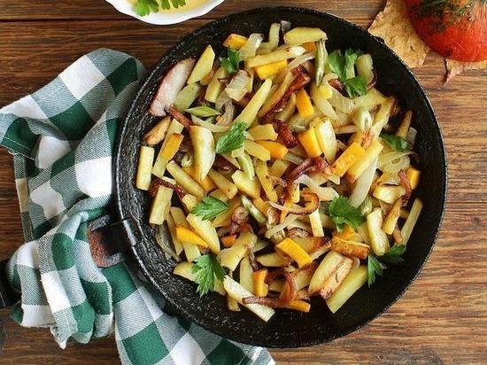В жареной картошке нашли вещество, спасающее от облысения