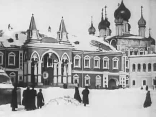 На Москву бросали танки: как боролись со снегопадом в старину