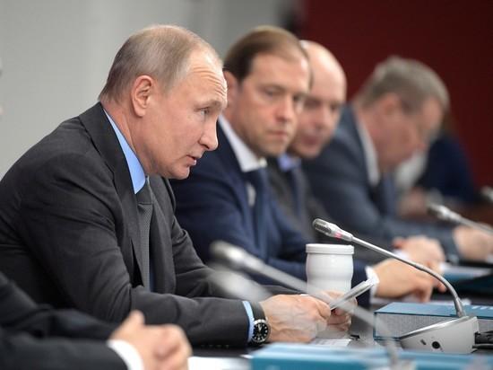 Распрощаться с жульём: в Госдуме прокомментировали передачу Путину списка бизнесменов