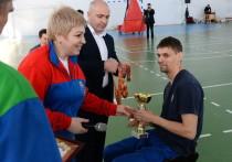 В Благодарном прошел дебютный краевой турнир по баскетболу на колясках