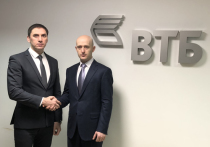 Назначен руководитель корпоративного подразделения ВТБ в Кабардино-Балкарской республике
