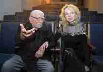 Виталина Цымбалюк-Романовская не собирается ставить точку на своем браке с народным артистом СССР Арменом Джигарханяном
