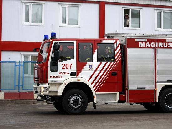 Установлены личности погибших и пострадавших при пожаре на востоке Москвы