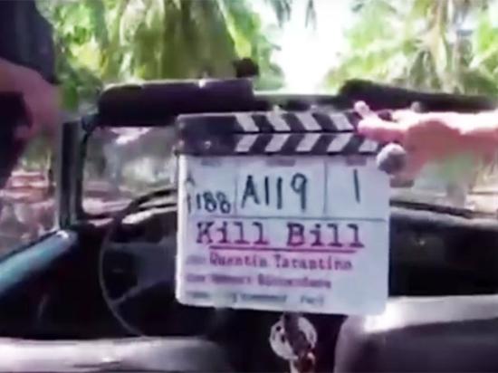 Режиссер признался, что это он посадил ее за руль того злополучного автомобиля