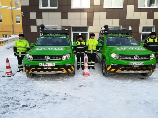 «Дорожный патруль» спешит на помощь: кто помогает автомобилистам выбираться из сугробов