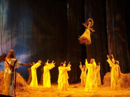 Премьера оперы «Царская невеста» в Уфе: шекспировские страсти на сеновале