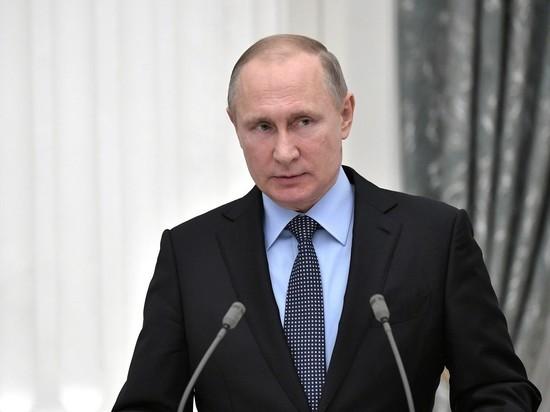 ЦИК зарегистрировал Путина кандидатом на пост президента