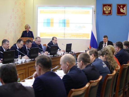 В Вологодской области обсудили вопросы консолидированного бюджета