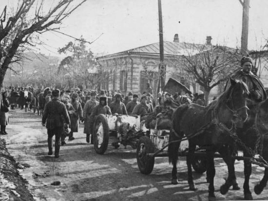 Как освобождали Краснодар от фашистской оккупации