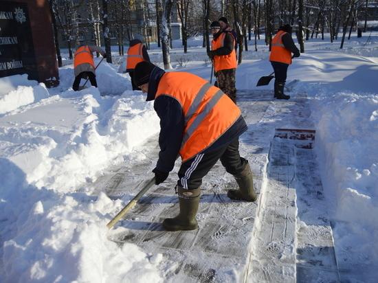 Костромская область выдержала «снегопад века»