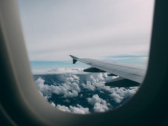 Появилось видео избиения пьяного сибиряка, пытавшегося закурить в самолете