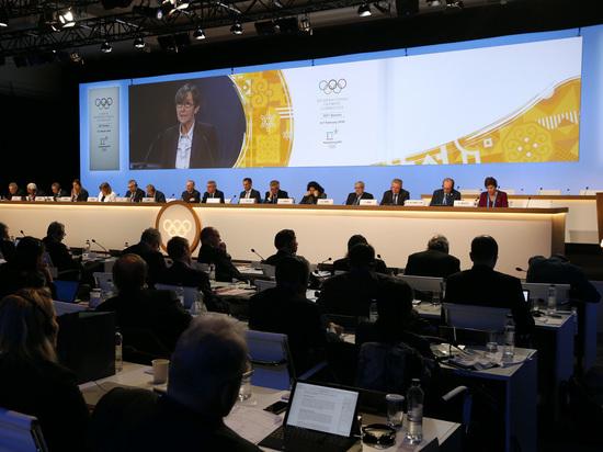 Член МОК против восстановления ОКР в правах до конца Олимпиады
