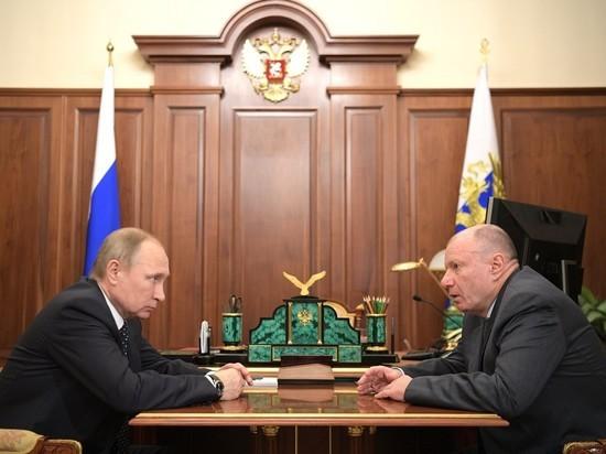 Глава «Норникеля» Потанин: «кремлевский список» звучит престижно