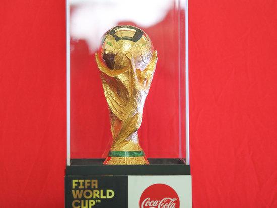 Как кубок FIFA начал свое турне по Центральной Азии с Алматы