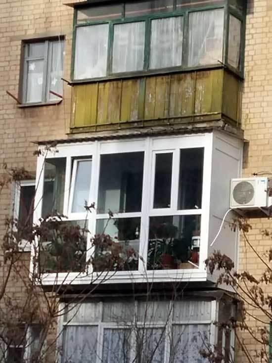 Остекление балконов разрешение петербурге отделка балкона фасадными панелями под кирпич
