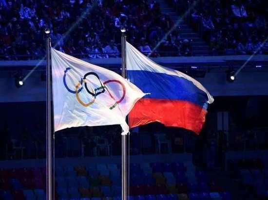 На Олимпиаде от российского флага избавились даже в компьютерных играх