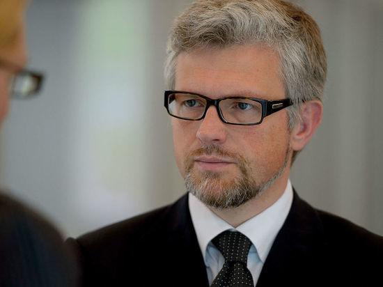 Украинский посол