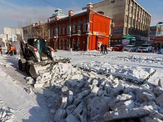 Геннадий Айдаев рассказал, чего ждать улан-удэнцам с начала активного таяния снегов