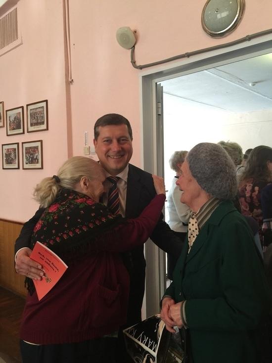 Олег Сорокин открыт для избирателей и не прячет доходов