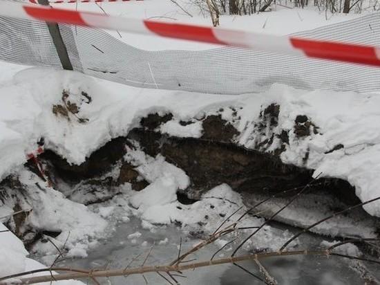 Под Новосибирском дети утонули в коммунальной яме