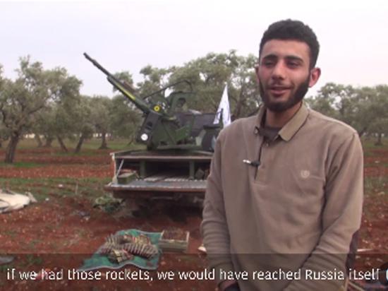 Он утверждает, что стрелял не из ПЗРК