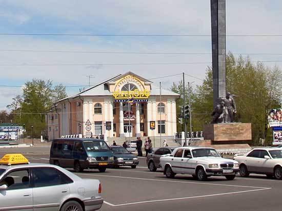 Гений места и Лев Асалханов