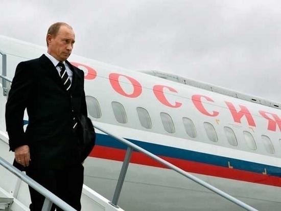 В Хабаровске ждут Путина