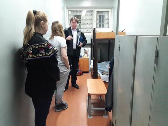 В уфимском спецприемнике Лилия Чанышева жаловалась на подушку и сквозняк