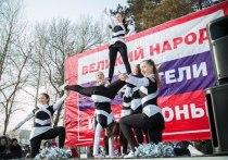 В Алтайском крае почтили память участников Сталинградской битвы