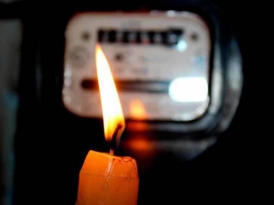 На юге и западе Тамбова полвечера не было света и воды